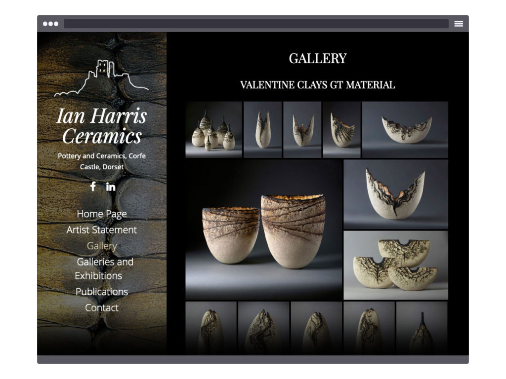 Ian Harris Ceramics - Gallery